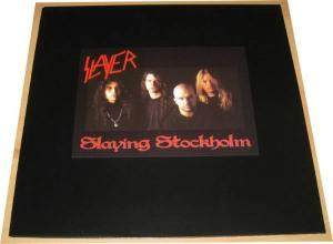 Cover - Slayer: Slaying Stockholm