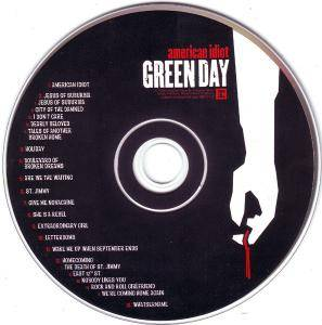 Green Day: American Idiot (CD) - Bild 3