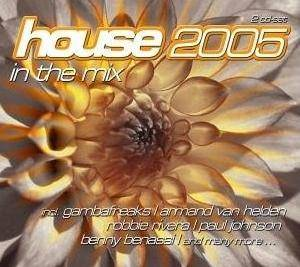 House 2005 - In The Mix - Cover
