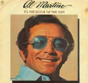Cover - Al Martino: To The Door Of The Sun