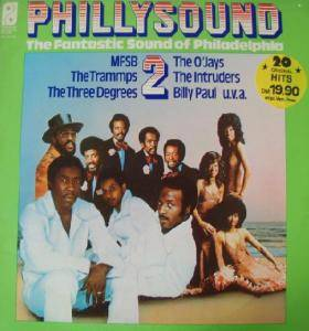 Phillysound 2 - The Fantastic Sound Of Philadelphia - Cover