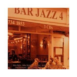 Cover - Dave McKenna: Bar Jazz 4