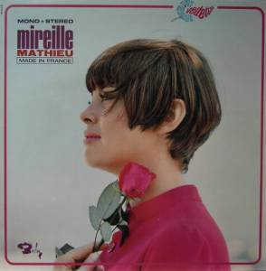 Cover - Mireille Mathieu: Made In France