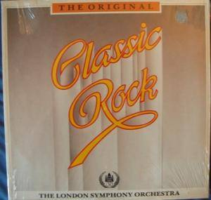 London Symphony Orchestra: Classic Rock - The Original - Cover