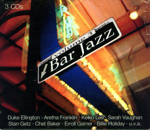 Cover - Greg Adams: Bar Jazz 3
