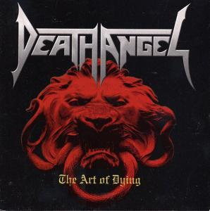 Death Angel: Art Of Dying, The - Cover