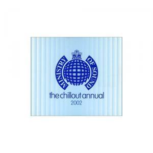 Ministry Of Sound - The Chillout Annual 2002 - Cover