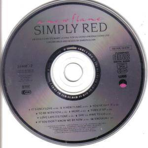 Simply Red: A New Flame (CD) - Bild 3