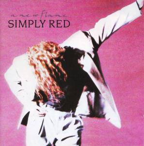 Simply Red: A New Flame (CD) - Bild 1