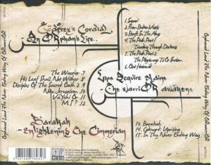 Orphaned Land: The Never Ending Way Of ORwarriOR (CD) - Bild 3