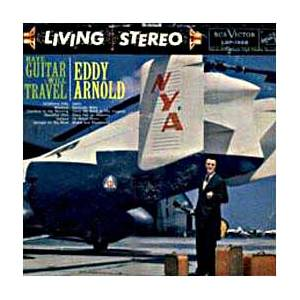 Cover - Eddy Arnold: Have Guitar, Will Travel
