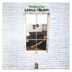 Cover - Little Milton: Waiting For Little Milton