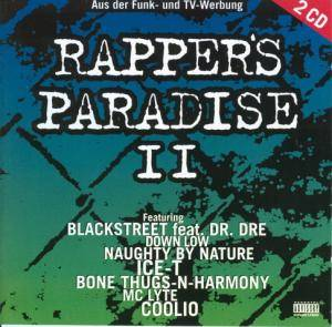 Rapper's Paradise II - Cover