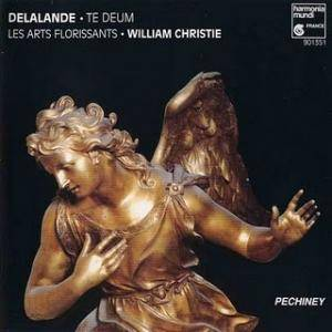 Cover - Michel-Richard Delalande: Te Deum