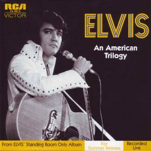 Elvis Presley: American Trilogy, An - Cover