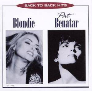 Blondie: Back To Back Hits - Cover