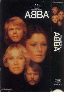 Cover - ABBA: Thank You Abba
