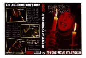 Cover - AC/DC: Aftershocks Unleashed