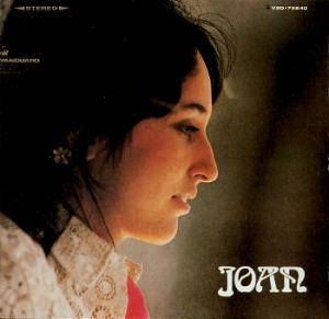 Joan Baez: Joan - Cover