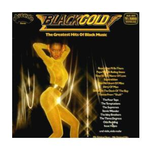 Black Gold - The Greatest Hits Of Black Music - Cover