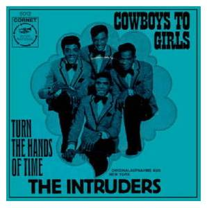 The Intruders: Cowboys To Girls - Cover