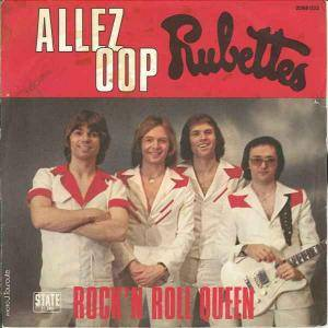 Cover - Rubettes, The: Allez Oop
