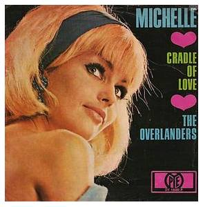 Cover - Sweet Sensation: Michelle