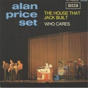 Cover - Alan Price Set, The: House That Jack Built, The