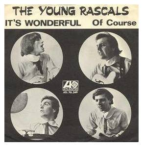 Cover - Young Rascals, The: It's Wonderful