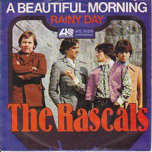 The Rascals: Beautiful Morning, A - Cover