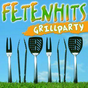 Fetenhits - Grillparty - Cover