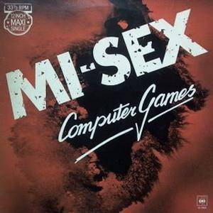 MI-Sex: Computer Games - Cover