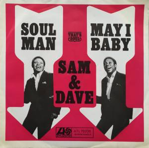 Sam & Dave: Soul Man - Cover