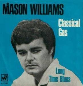 Mason Williams: Classical Gas - Cover