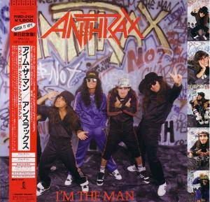 "Anthrax: I'm The Man (12"") - Bild 1"