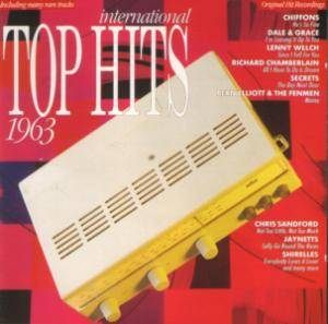 Cover - Richard Chamberlain: International Top Hits 1963