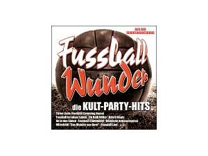Fussballwunder - Die Kult-Party-Hits - Cover