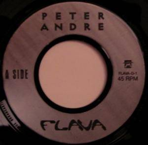 Peter André: Flava - Cover