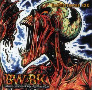 Cover - Haste: BW&BK 49 - Knuckletracks XXX