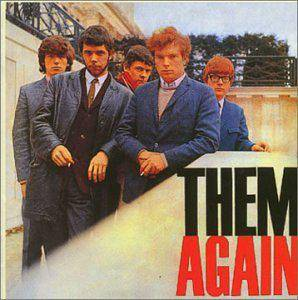 Them: Them Again - Cover