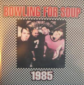 Bowling For Soup: 1985 - Cover