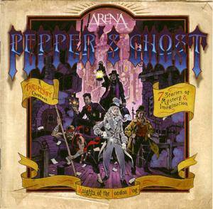 Cover - Arena: Pepper's Ghost
