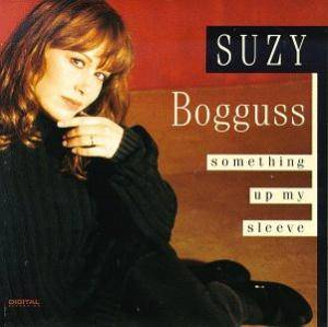 Cover - Suzy Bogguss: Something Up My Sleeve