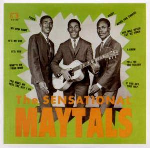 Cover - Maytals, The: Sensational Maytals, The