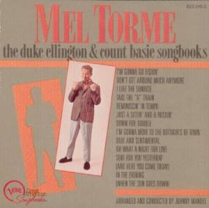 Cover - Mel Tormé: Duke Ellington And Count Basie Songbooks, The