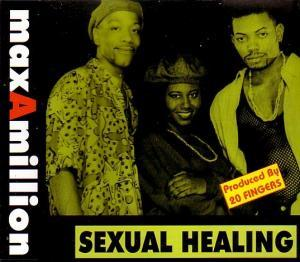 Max-A-Million: Sexual Healing - Cover