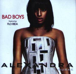 Cover - Alexandra Burke: Bad Boys