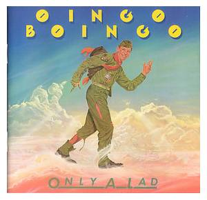 Cover - Oingo Boingo: Only A Lad