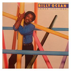 Billy Ocean: Inner Feelings - Cover