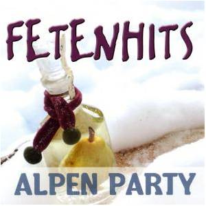 Cover - Costanzo: Fetenhits - Alpen Party